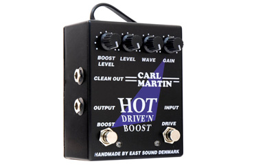 Carl Martin Hot Drive'n Boost
