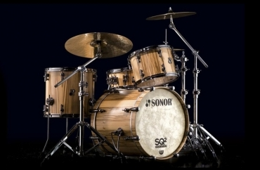 Tobe Sonor SQ2  American Walnut