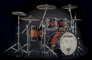 Tobe Sonor SQ2  Walnut Brown
